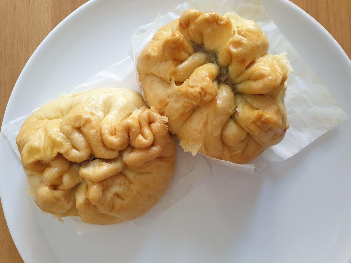 Baozi panini cinesi ripieni