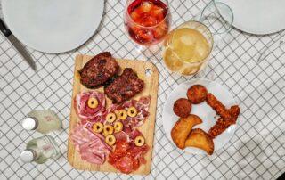Aperitivo the meat market